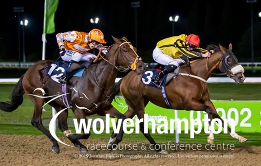 Back to back wins for Monsieur Lambrays